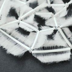 Janaïna Milheiro, du fil à la plume | Tissus du monde