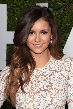 Nina Dobrev attends Michael Kors Launch of Claiborne Swanson Frank's 'Young Hollywood in Beverly Hills, California (October 2, 2014)