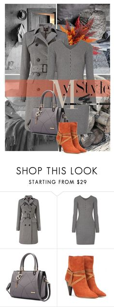"""""""My style...."""" by tinuviela ❤ liked on Polyvore featuring Phase Eight, Alexander Wang, Isabel Marant and NYX"""