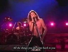 Aerosmith performing Dream On at Woodstock '94 - Ashes to Ashes