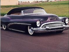 oh my !  49 buick convertible