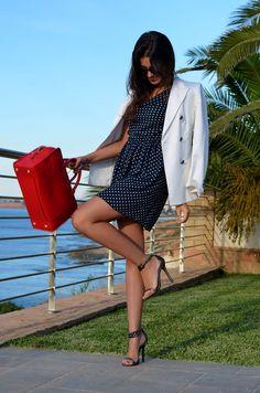 Pintate De Lunares & Blazers & Dotted Dresses