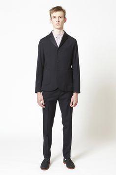Carven Spring 2013 Menswear