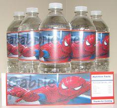 Utopia Party Decor: Spiderman Party