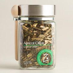 One of my favorite discoveries at WorldMarket.com: Zhena's Gypsy Tea Apricot Citrus Loose Leaf Tea