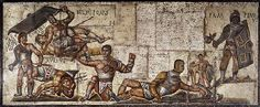 404 - Last gladiator competition in Rome.
