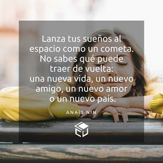 Frases  #LaCuadraU #FrasesLCU #Frases #Adelante #UnNuevoPais
