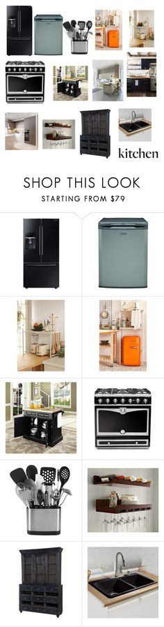 """Untitled #198"" by angelbaby-hg ❤ liked on Polyvore featuring interior, interiors, interior design, home, home decor, interior decorating, Samsung, Hotpoint, Urban Outfitters and Home Decorators Collection"