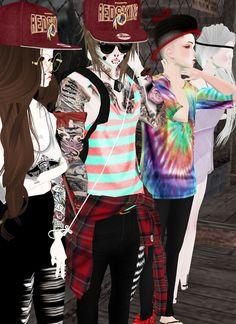 Família Mastu Bar e Albinística *-*  ☆ Hermanos