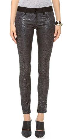 DL1961 Emma Faux Leather Pants | SHOPBOP