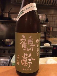 特別純米 鶴齢 新潟県 青木酒造
