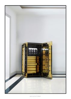 Luxury Safes don't exist only in dreams or movies, we provide you this Luxury Safes ideas to decorate your room. See more here clicking on the image. Luxury Furniture, Furniture Design, Trunks And Chests, Decorate Your Room, Bespoke Design, Contemporary Design, Locker Storage, Interior, House