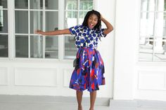 Pattern Party: 4 Ways To Mix Prints