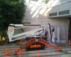 PIATTAFORMA SEMOVENTE EASY LIFT SPIDER R130