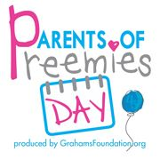 March 10, 2013. We all share a common thread!  http://parentsofpreemiesday.org/main.html