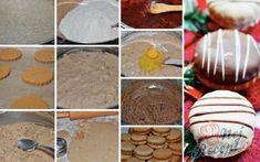 Finger Food Appetizers, Finger Foods, Appetizer Recipes, German Cookies, Sweet Tooth, Eggs, Pudding, Breakfast, Cookies