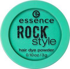rock style hair dye powder 04 marvelous mint! - essence cosmetics