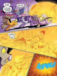 517 Best Apr4 2017 images | Mlp comics, My little pony