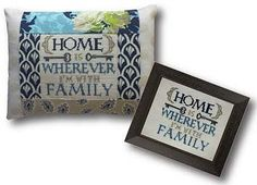 Pine Mountain Designs - Words of Wisdom - Where I'm with Family – Stoney Creek Online Store