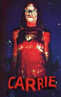 Carrie - seriously one of my favourite horror films! Horror Movie Characters, Best Horror Movies, Classic Horror Movies, Scary Movies, Old Movies, Carrie Horror Movie, Carrie Movie 1976, Horror Vintage, Retro Horror