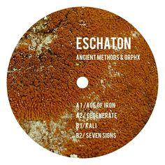 Eschaton (4) - Eschaton EP (File) at Discogs