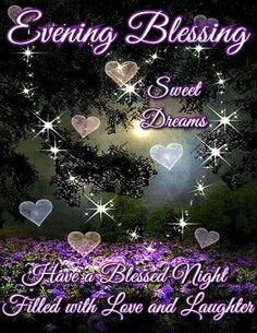 Good Evening Good Evening Greetings, Good Evening Wishes, Good Night Wishes, Good Night Sweet Dreams, Good Night Quotes, Have A Blessed Night, Evening Quotes, Good Night Blessings, Was Ist Pinterest