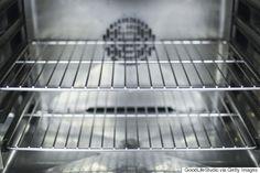 Nettoyer grilles du four facilement