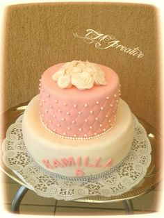 #TMJcreative #birthdaycake #formydoughter #szülinapitorta