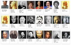 Galeria de bibliotecarios famosos. #bibliotecarios Photo Wall, Librarians, Reading, Universe, Photograph