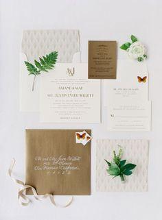 Os 20 convites de casamento must have neste Outono/Inverno! Image: 17