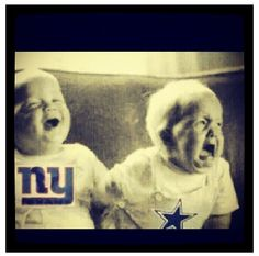 Bahahaha New York Giants vs Dallas Cowboys