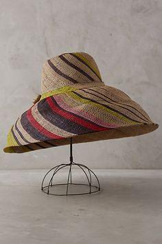 Isla Sun Hat #anthropologie