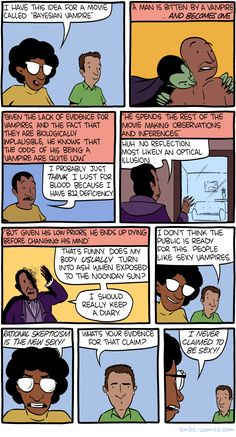 Saturday Morning Breakfast Cereal - Blood of the Bayesian