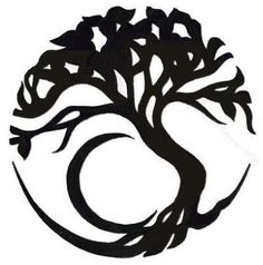 Celtic Tree Of Life Tattoos Tattoo Pictures Tattoo Design Life Tattoos, Body Art Tattoos, New Tattoos, Tribal Tattoos, Tatoos, Celtic Tattoo For Women, Celtic Tattoos, Circle Tattoos, Flower Tattoos