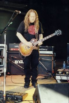 Gov't Mule [05-21-1998] 7 Willow Street, Portchester NY »