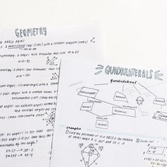 "studie-s: "" just some old notes about geometry instagram @europhias """