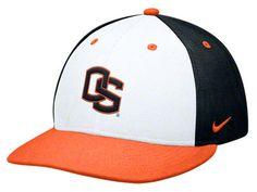 Oregon State Beavers Nike Baseball Fitted Hat #beavers #oregonstate #osu