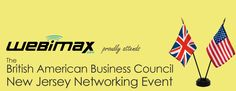 We are proudly attending the British American Business Council of Greater Philadelphia for the Second Annual New Jersey Networking Event!