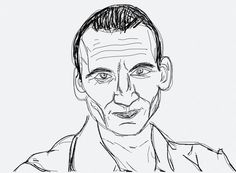 Doctor Eccleston #Pin By:Pinterest++ for iPad#