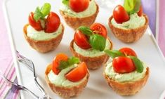 This recipe goes with Grits Bruschetta with Tomato Salsa. This recipe goes with Grits Bruschetta with Tomato Salsa Tomato Salsa Recipe, Fresh Mozzarella, Snacks, Grits, Canapes, Cookbook Recipes, Finger Foods, Mexican Food Recipes, Brunch