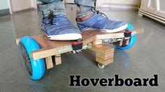Cómo hacer un hoverboard