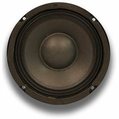 """Seismic Audio - 6"""" Raw Woofer/Speaker - PA/DJ ~ Replacement Woofer by Seismic Audio. $24.99. 6"""" Steel Frame Replacement SpeakerModel #: Seismic Audio - Quake 6Type: 6"""" Woofer/Speaker Power RMS: 50 Watts Power Peak: 100 Watts Frequency Response: 500-5K Hz Sensitivity: 95 db Magnet: 30 ounce Voice Coil: 1.5"""" Impedance: 8 Ohm Pressed Steel Chassis Paper cone Weight: 4 lbs eachThis speaker is brand new. One year warranty You will receive 1 speaker pictured and described above. Each... Woofer Speaker, Sound Stage, Paper Cones, Steel Frame, Musical Instruments, Music Instruments, Instruments"""