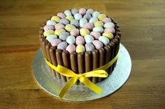 Have you got your Easter showstopper ready? Try this simple Mini Egg cake and amaze your friends and family!