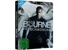 Die Bourne Verschwörung (Neuauflage) - (Steelbook)