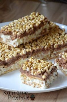 - Kinder Country Cake ohne Backen, schneller Kuchen ohne Backen – Kinder Country, Kinder Country Ca - Coconut Recipes, Baking Recipes, Cookie Recipes, Snack Recipes, Dessert Recipes, Snacks, Quick Cake, Easy Smoothie Recipes, Fall Desserts