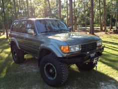 Toyota Land Cruiser. One of these will be my next ride!!!!