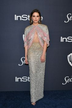 Ashley Benson Photos - Ashley Benson attends the Annual Warner Bros. And InStyle Golden Globe After Party at The Beverly Hilton Hotel on January 2020 in Beverly Hills, California. And InStyle Golden Globe After Party - Arrivals Kate Bosworth, Ashley Benson, Rachel Brosnahan, Janel Parrish, Ariel Winter, Golden Globes After Party, Golden Globe Award, Nikki Reed, Alex Perry