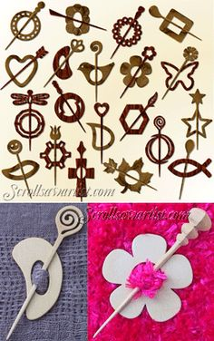 Scroll Saw Patterns :: Handy items :: Jewelry & stands -