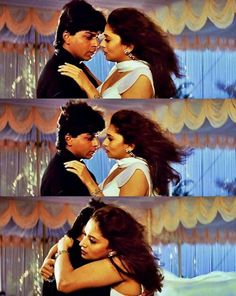 Shah Rukh Khan and Madhuri Dixit - Dil To Pagal Hai (1997)