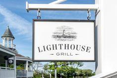 The Lighthouse Grill Restaurant Harbor View Hotel Martha's Vineyard